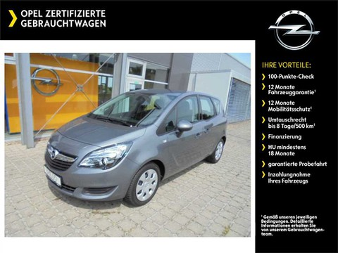 Opel Meriva 1.4 B Edition Sitz &