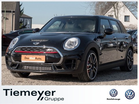 MINI John Cooper Works Clubman Chili