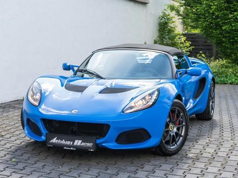Lotus Elise Sport 240 DAYTONA BLUE by LOTUS HAESE