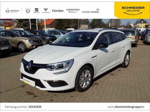 Renault Megane TCe 140 GPF Grandtour Limited