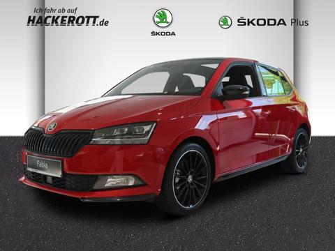 Skoda Fabia 1.0 TSI Monte Carlo EU6d-T Vorb Start-Stop