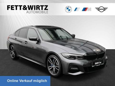 BMW 330 i M-Sport Laser GSD H K 19