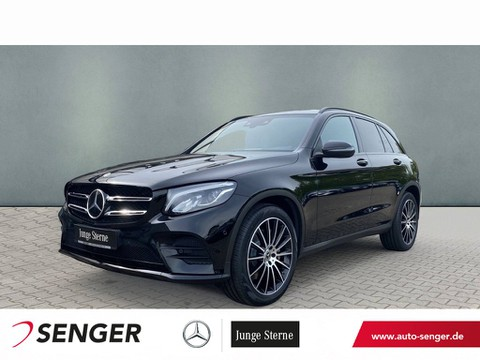 Mercedes-Benz GLC 300 AMG Line Night-Paket