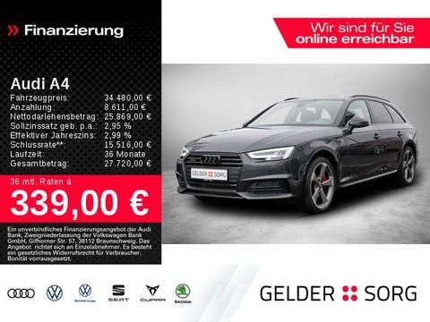 Audi A4 2.0 TFSI qu Avant S line EPH