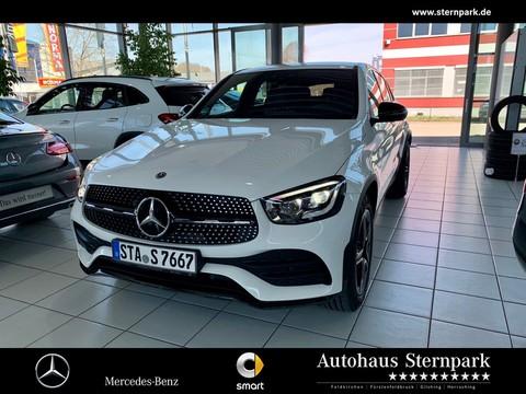 Mercedes-Benz GLC 220 d AMG Coupé MBUX