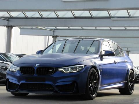 BMW M3 CS Bremse
