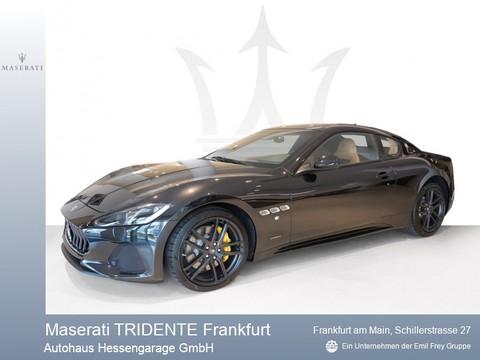 Maserati Granturismo Sport V8 Saugmotor