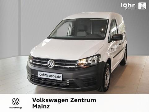 Volkswagen Caddy 2.0 l TDI Kasten Heckflügeltür
