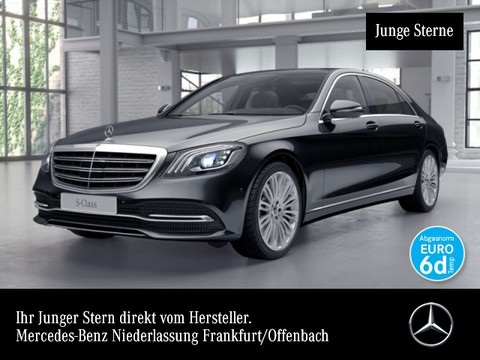Mercedes-Benz S 450 L Fondent FirstClass °
