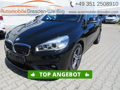 BMW 218 Active Tourer d Sport Line