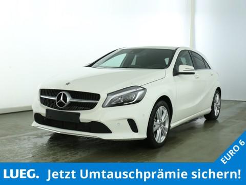 Mercedes A 180 Urban dklGlas