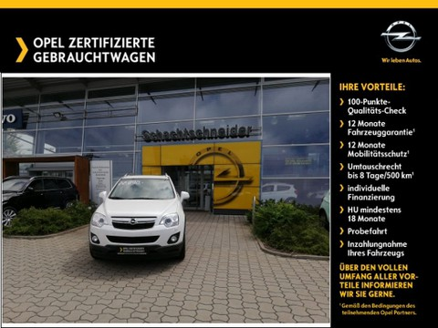 Opel Antara 2.0 Des Ed CDTIEURO6