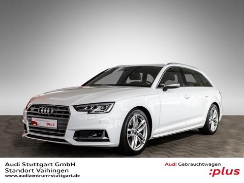 Audi S4 3.0 TFSI quattro Avant Carbon