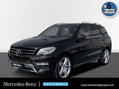 Mercedes-Benz ML 350 AMG DESIGNO ° AIRMAT STANDHG