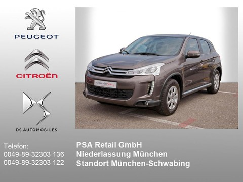 Citroën C4 Aircross HDi 115 Stop & Start Selection