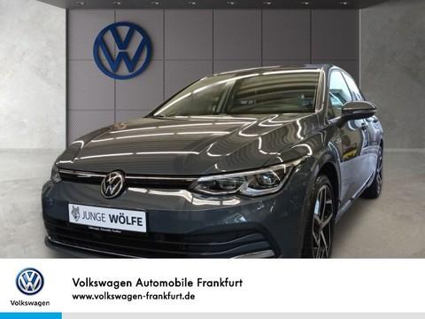 Volkswagen Golf 1.5 TSI VIII Style TravelAssist SideAssist Golf 1 5 StyleBT096 TSIM6F