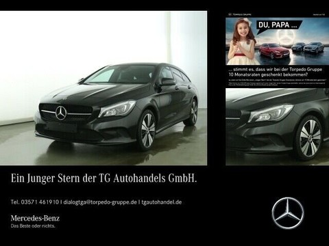 Mercedes-Benz CLA 250 SB Urban NIGHT SPURPAKET
