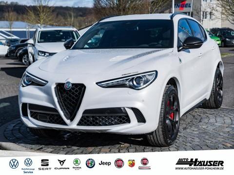 Alfa Romeo Stelvio 2.9 Quadrifoglio V6 Bi-Turbo AT8 Q4