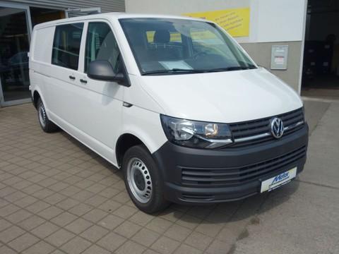 Volkswagen T6 Kombi hinten gesch