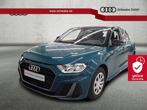 Audi A1 Sportback S line 35 TFSI 8-fach