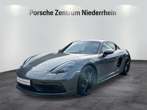 Porsche Cayman 718 GTS aventuringrün 20mm