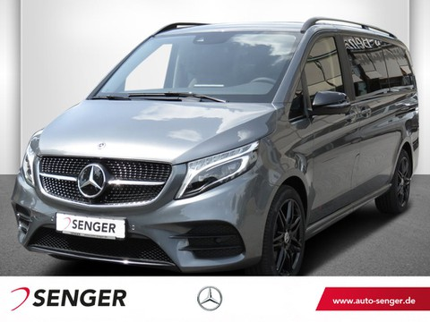 Mercedes-Benz V 300 d MBUX EXCLUSIVE EDITION LANG
