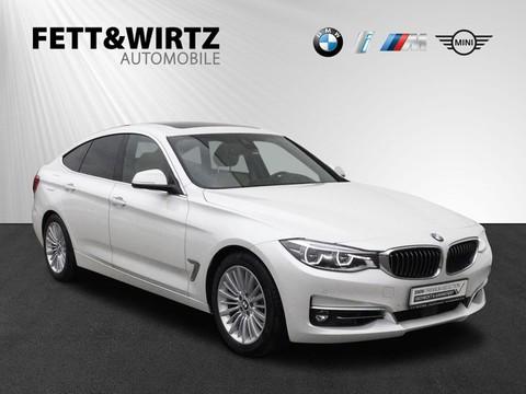 BMW 330 Gran Turismo GT Luxury Line elGSD