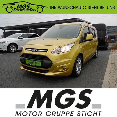 Ford Tourneo 1.5 TDCi Grand Connect L2 Automatik Titanium ##