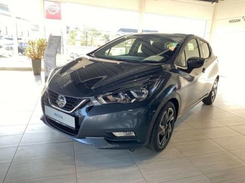 Nissan Micra N-WAY 400 Inzahlungnahmepr