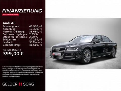 Audi A8 3.0 TDI qu Lang Massage