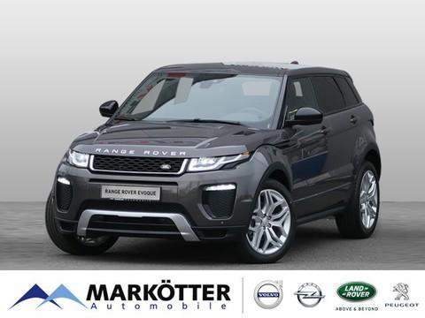 Land Rover Range Rover Evoque 180PS HSE Dynamic Meridian Winterkomfort