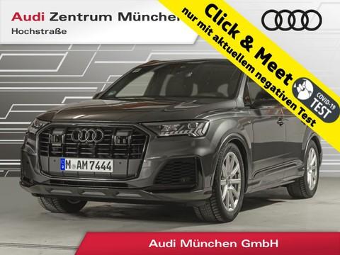 Audi Q7 50 TDI qu S line Assistenz