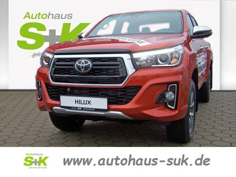 Toyota Hilux 2.4 Executive Double Cab l-D-4D 6-Stufen