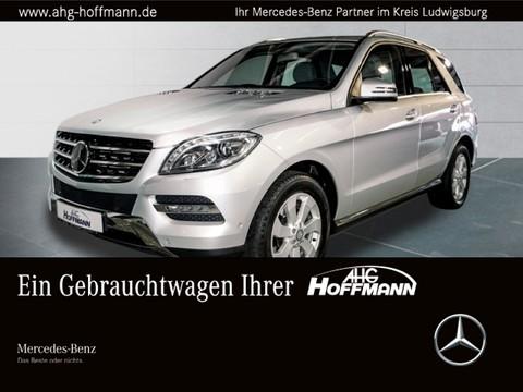 Mercedes-Benz ML 350 Airm Spur-P