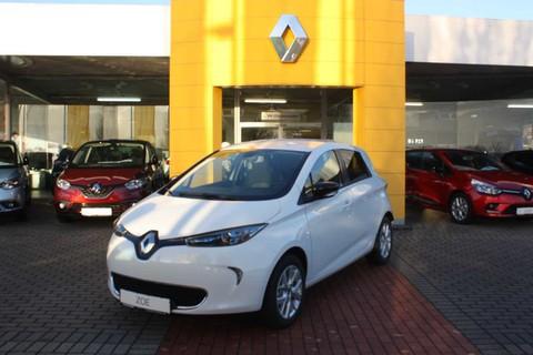 Renault ZOE LIFE Batteriemiete Option auf LIMITED Paket