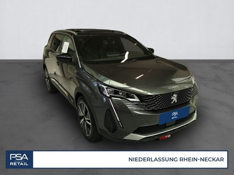Peugeot 5008 GT Pack 180 Automatik Glasschiebe-Hubdach Nightvision