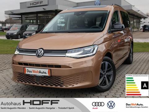 Volkswagen Caddy 2.0 TDI Life Winterpaket Klimaa
