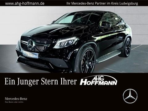 Mercedes-Benz GLE 63 AMG Coupé Sitzklima
