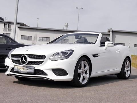 Mercedes SLC 200 Parkassi SpiegelPak