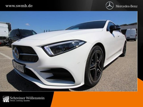 Mercedes CLS 300 d C AMG Night
