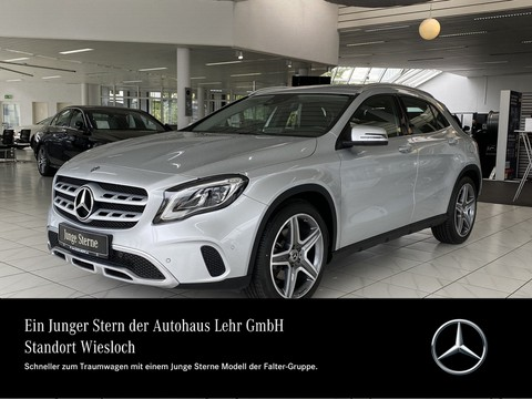 Mercedes-Benz GLA 250 Urban Busines AMG elHeckkl