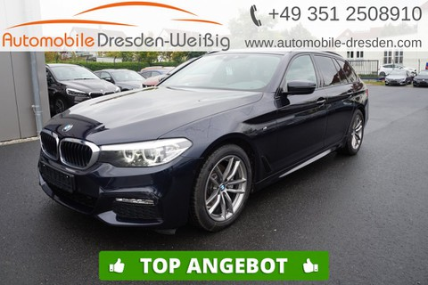 BMW 520 d M Sport Prof HiFi