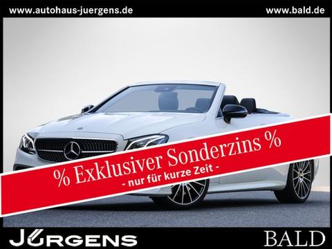 Mercedes-Benz E 350 Cabrio AMG-Sport Wide Burm 20