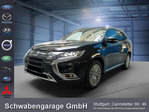Mitsubishi Plug-in Hybrid Outlander 2.4 TOP 2019