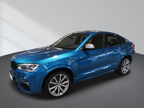 BMW X4 M40 i M Sportpaket Innovationsp Prof