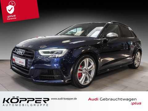 Audi S3 2.0 TFSI qu Sportback S-tron 1 FIN ALCANT