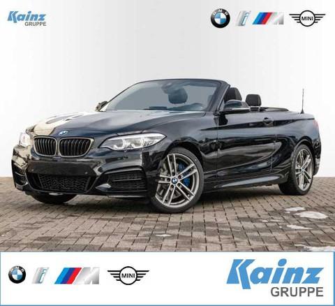 BMW M240i Cabrio verstellung elektr Fahrer Tuner Fernlichtassistent