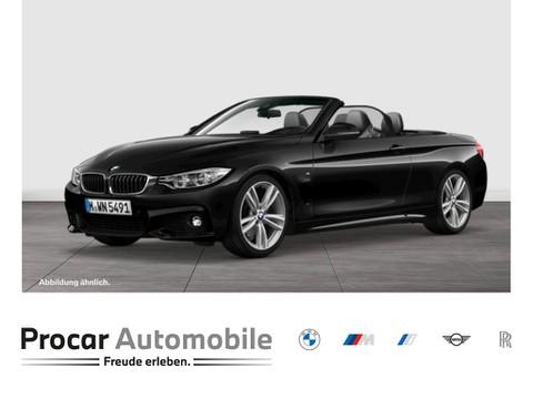 BMW 435 i Cabrio M-Sport h&k 19