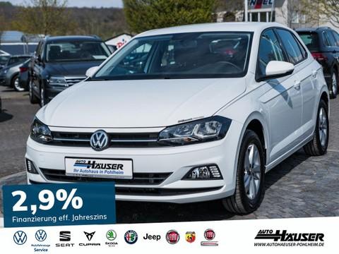Volkswagen Polo 1.0 TSI OPF COMFORTLINE 15 APP