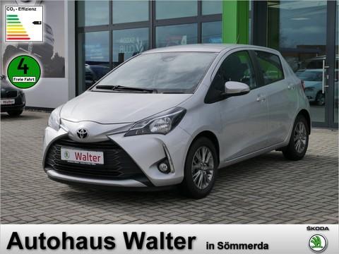 Toyota Yaris 1.0 VVT-i